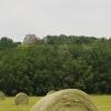 Ruine / Burg am Wegrand