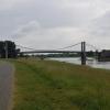 Eine der vielen Brücken über die Loire