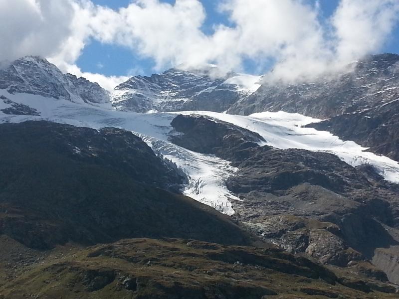 Cambrena Gletscher