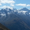 Piz Bernina (4049 müm), höchster Berg Graubündens