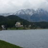 am St. Moritzersee