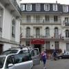 Eines unserer Hotels, hier in Luchon Bagneres