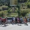 7. Etappe: Wohlverdienter Halt auf dem Cotefablo. Die spanische Seite der Pyrenäen, scheint zugleich auch die wärmere zu sein.