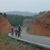 8. Etappe: Wieviele Hügel wurden uns da wohl mit dieser Strassenführung erspart?
