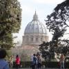 Eindrücke aus dem Rundgang durch die Vatikanischen Garten