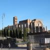 Überreste des Tempels von Venus und Roma