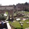 Überblick über das Forum Romanum