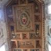 Decke in der Kirche
