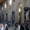 Ein Teil der Apostel, geschaffen von Bernini