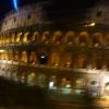 ein erster Blick auf das Colosseum