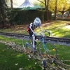 Radfahrer-Skelett