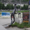 Lotte Ranft, Radfahrerin, 1992