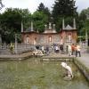 römischer Teil der Wasserspiele