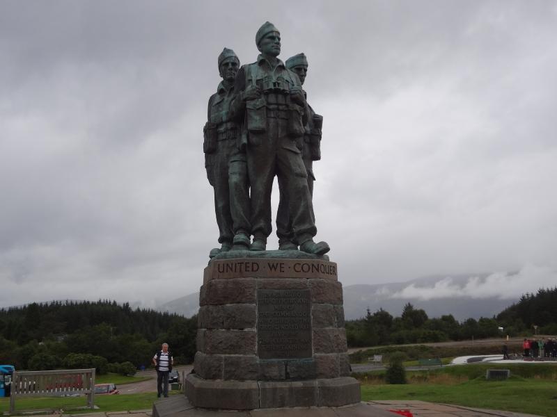Commander Memorial