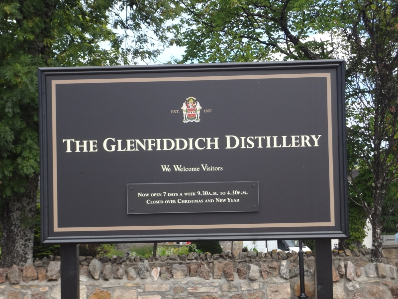 Distillery Glenfiddich