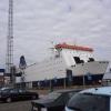 Unsere Fähre nach Grossbritannien: Hull