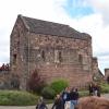 Elisabethenkirche auf dem Schloss Edinburgh