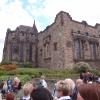 auf Castle Edinburgh