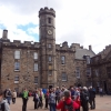 auf Castle Edinburgh