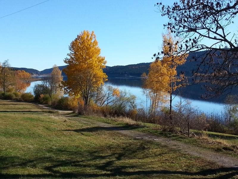 Schluchsee im Herbst