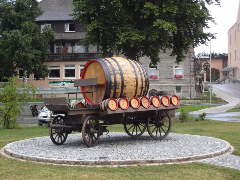 Bierwagen Rothaus