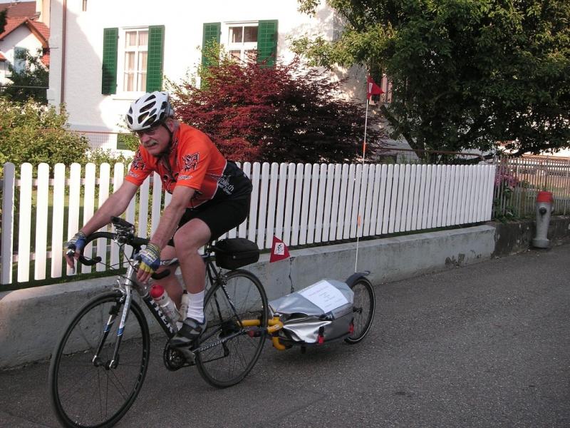 Bereit für 2006 Swiss Border Ride