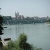 Dem Rhein entlang nach Basel