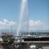 Jet d'eau in Genf