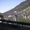 Brücke der Passstrasse zum Simplon