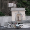 Fontana Pubblica, mancher Brunnen sah schön aus, war dann aber doch trocken