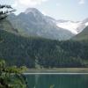 Die Seen im Engadin