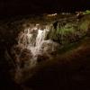 Wasserfall in der Beatus-Höhle