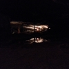Spiegelung in der Beatus-Höhle