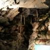 wie Kerzen, in der Beatus-Höhle