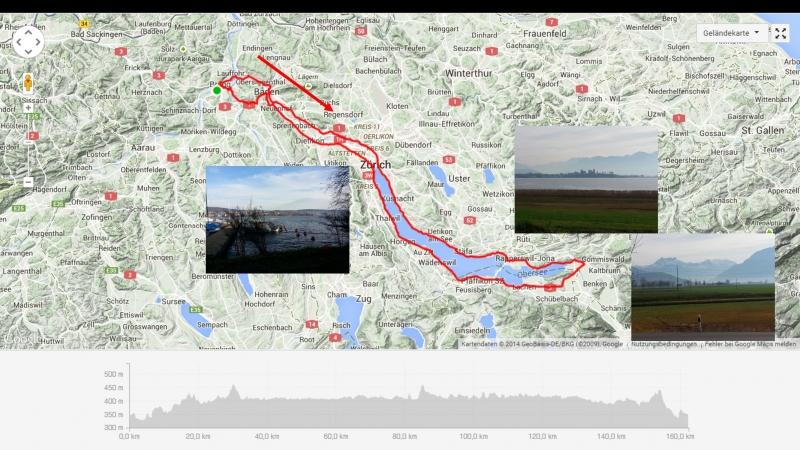 Zürichsee-Rundfahrt