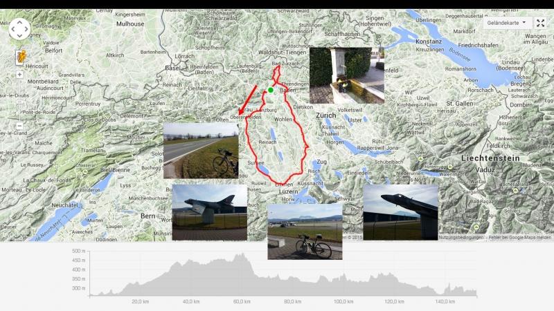 Rundfahrt Sempachersee und Reusstal