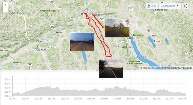 Rundfahrt im Reusstal