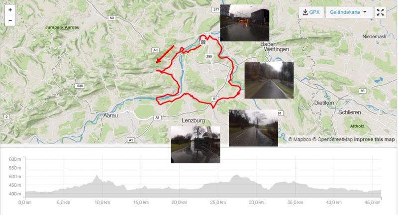 Rundfahrt Aaretal-Bünztal-Reusstal