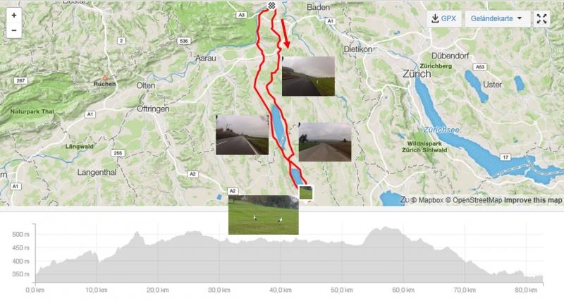 Rundfahrt um Hallwiler- und Baldeggersee