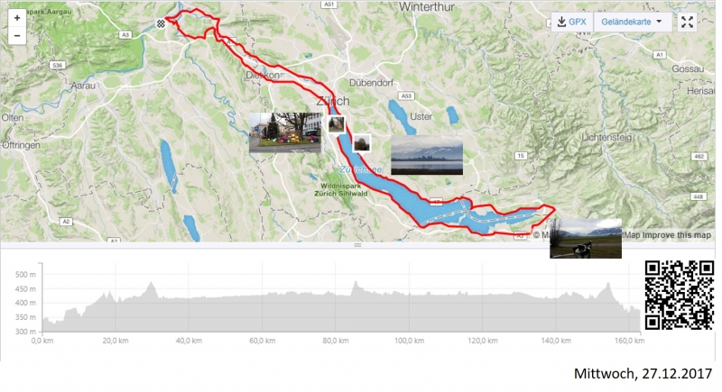 Rund um den Zürichsee