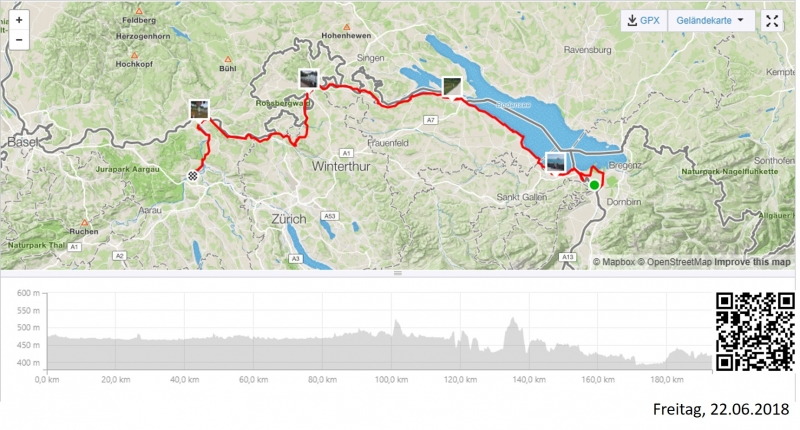 Rheinroute, Teil 3 und Schluss