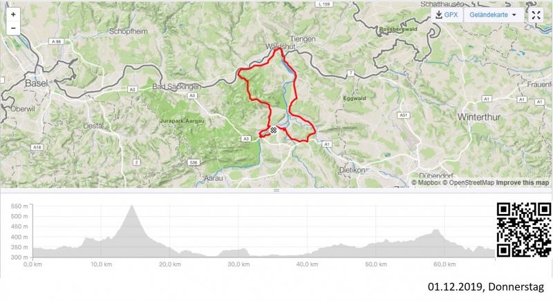 Bürensteig-Rheintal