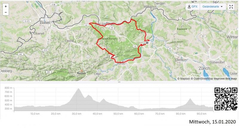 Saalhöhe-Jurapark-Bürensteig