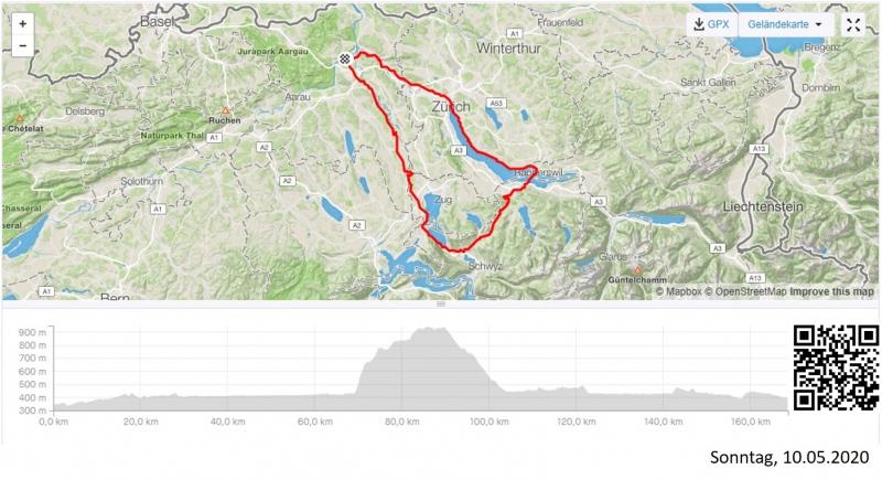 Zürichsee-Zugersee