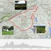 Rundfahrt über die letzten Ausläufer der Moränen in das Mittelland und im Aaretal wieder zurück