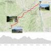 Le Puy en Velay - Givors, an die Rhone