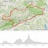 Rundfahrt durch den Jura und über den Passwang ins Aaretal