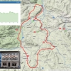 Rundfahrt: Mülligen-Mellingen-Othmarsingen-Lenzburg-Wildegg-Veltheim-Umiken-Rüfenacht-Brugg