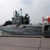 der Welt grösstes dieselbetriebenes U-Boot. Gehört(e) der russischen Marine.
