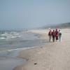 45 KM Sandstrand vom Feinsten